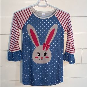 Penelope Plumm Bunny Dress